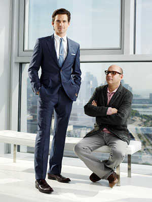 White Collar | WHITE COLLAR USA's man-candy version of To Catch a Thief returns on July 13 for a second season of rakish crime-fighting. In the premiere episode,…