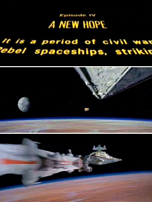 Star Wars: Episode IV - A New Hope | STAR WARS: EPISODE IV ''A long time ago in a galaxy far, far away ... It is a period of civil war.'' And thus begins…