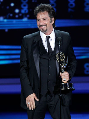 Al Pacino | STRANGEST MOMENT Jack Kevorkian appears In a moment of Only On an Awards Show wackiness, Al Pacino — on stage accepting his award for Best…