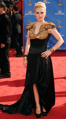 Anna Paquin | ANNA PAQUIN , True Blood What do you think of this look? customer surveys