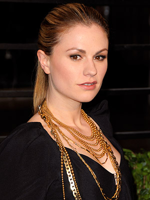 Anna Paquin | SNL is due for a True Blood spoof — only with Abby Elliot as Sookie, and Ms. Paquin as Bill.