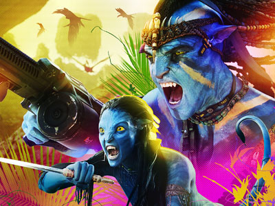 Avatar | AVATAR returns to theaters Take another trip to Pandora when James Cameron's 3-D epic (rated PG-13) comes back to the big screen Aug. 27. He's…