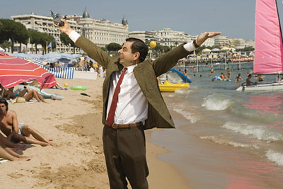Rowan Atkinson, Mr. Bean's Holiday