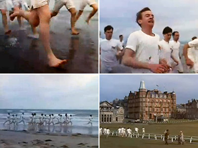 Chariots of Fire | CHARIOTS OF FIRE Who knew a group of men running in slow motion on the beach would become so iconic? Thanks to Vangelis' opening song,…