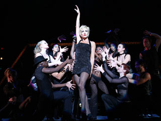 CHICAGO Amra-Faye Wright as Velma Kelly