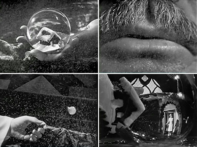 Citizen Kane, Orson Welles | CITIZEN KANE Initially there is silence, and then eerie music leads us to the final resting place of Charles Foster Kane. The camera draws us…
