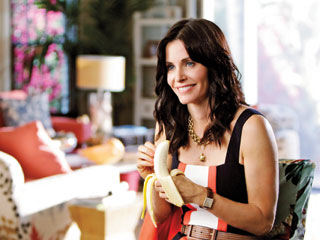Cougar Town, Courteney Cox | Cougar Town: The Complete First Season Courtney Cox