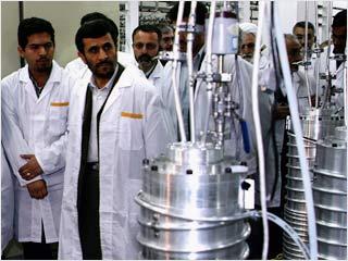 NUCLEAR FAMILY Mahmoud Ahmadinejad in a scene from Countdown to Zero