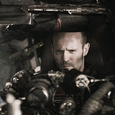Death Race | Jason Statham as Jensen Ames ( Death Race ) Again, the driving skills are impeccable, but this time they're all about knocking people off, not…