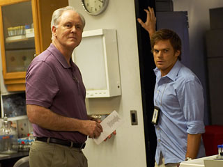 Dexter | Dexter: The Fourth Season John Lithgow and Michael C. Hall