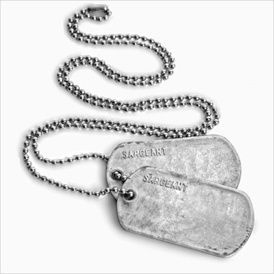 D: DOG TAGS Don's ticket to escaping his past. During the Korean War, the man we know as Don, but whose real name is Dick…