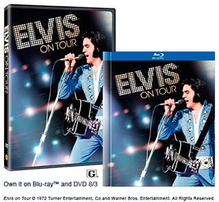 Elvis-On-Tour