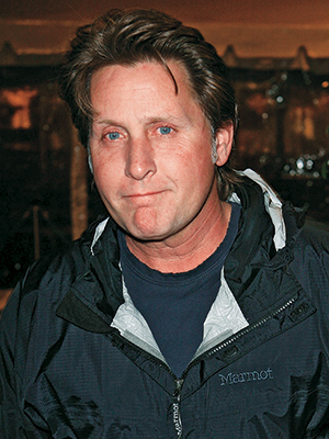 Emilio Estevez | EMILIO ESTEVEZ Now: Estevez has continued to work steadily, not only in front of the camera but also behind it as the screenwriter and director…