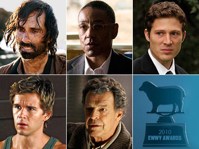 Who deserves the EWwy for Best Supporting Actor in a Drama? online survey