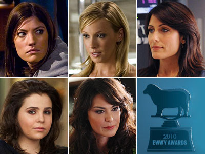 Who deserves the EWwy for Best Supporting Actress in a Drama? online survey
