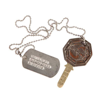 Lost | Joe Inman had this key, embossed with a DHARMA Initiative/Swan logo, until the day of the crash of Oceanic Flight 815, when Desmond accidentally killed…