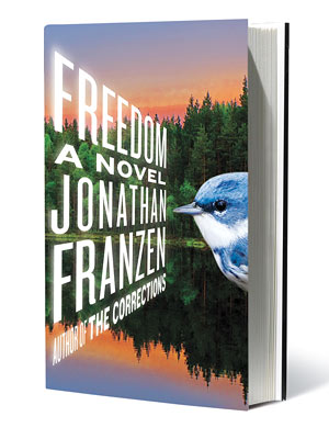 Freedom | FREEDOM, by Jonathan Franzen Nine years after his bestseller The Corrections , Franzen returns with a rich, ­expansive novel about a modern-day Midwestern couple, their…