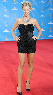 Oscars 2010, Heidi Klum | HEIDI KLUM , Project Runway What do you think of this look? Market Research