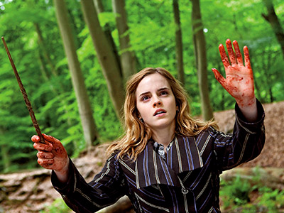 Harry Potter and the Deathly Hallows - Part 1   '' Part 1 is quite vérité, quite real,'' says director David Yates, who also helmed The Order of the Phoenix and The Half-Blood Prince .…