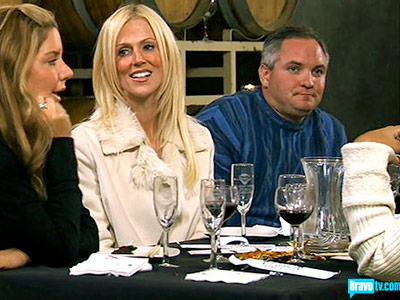 The Real Housewives of D.C.   The Real Housewives of D.C. recap: Tareq Is a Punk, But You Knew That Michaele and Tareq gloated to each other over a glass of…