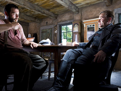 Inglourious Basterds | INGLOURIOUS BASTERDS As evidenced by his other entries on this list, Quentin Tarantino has a knack for opening scenes. The one that lights the fuse…