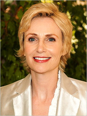 Jane Lynch | Does TV have a bigger, more beloved comedy star right now? Glee has made Lynch a star, but comedically she can cover a lot more…
