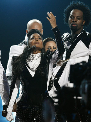 BEST Janet Jackson dancing to ''Scream''