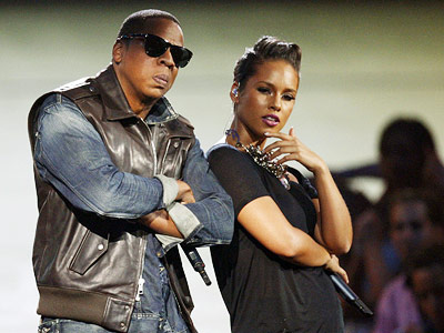 BEST Jay-Z and Alicia Keys perform ''Empire State of Mind''