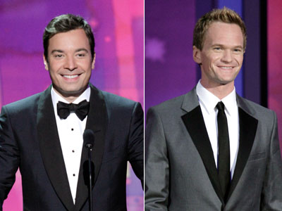 BEST CHEEKY JAB AT JIMMY FALLON Neil Patrick Harris ''I would like to thank the Academy for allowing a gay man to host the Emmys…