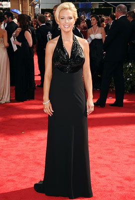 Kate Gosselin | KATE GOSSELIN An appearance in the Emmy intro may have won her a seat at this year's ceremonies, but her sequined halter won her a…