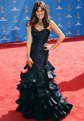 Lea Michele | LEA MICHELE , Glee What do you think of this look? online surveys