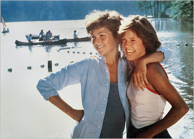 Little Darlings, Kristy McNichol, ... | WHAT IT'S ABOUT Ferris (Tatum O'Neal) and Angel (Kristy McNichol) compete to see who will lose their virginity first while at summer camp. WHY WE…