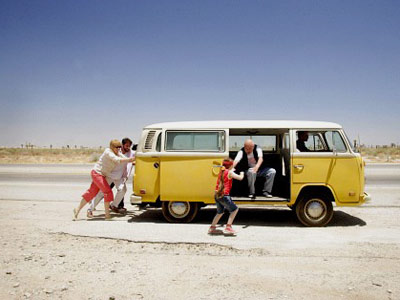 Little Miss Sunshine | WHAT IT'S ABOUT The Hoovers drive from New Mexico to California in a beat-up (and slowly dying) yellow VW van so that 7-year-old Olive (Abigail…