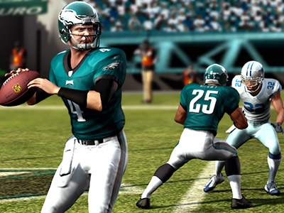 MADDEN NFL 2011 Madden 's had a lock on videogame football since the '90s without fumbling. This year's no different, thanks to a new play-calling…