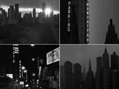 Manhattan | MANHATTAN Anyone who questions Woody Allen's skill as a visual director need only look at the lyrical ode to the Island of No-Turns-On-Red that opens…
