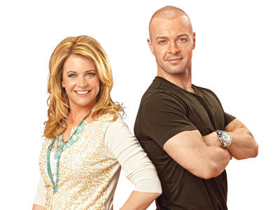Joey Lawrence, Melissa Joan Hart | MELISSA & JOEY Flashback! Nineties sitcom mainstays Melissa Joan Hart and Joey Lawrence star as a local politician and the manny she employs in this…