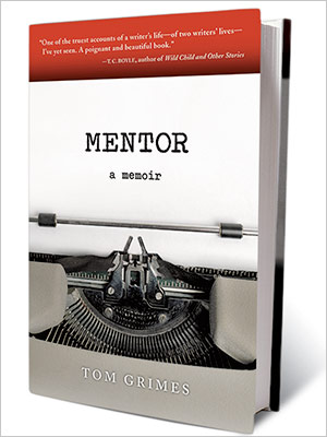 MENTOR, by Tom Grimes Grimes' affecting memoir is ostensibly about his relationship with the late Iowa Writers' Workshop director Frank Conroy, but it's really a…