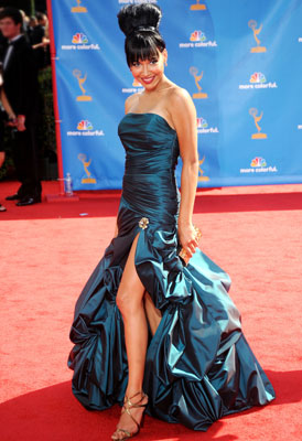 NAYA RIVERA , Glee What do you think of this look? online survey