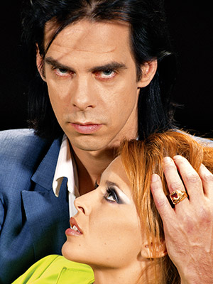 6. NICK CAVE & KYLIE MINOGUE ''Where the Wild Roses Grow'' (1995) The sonorous bard of doom rock and the pixieish pop star, both native…