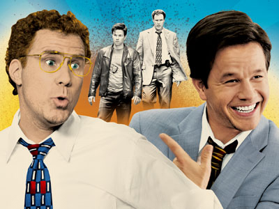 The Other Guys | THE OTHER GUYS There are macho movie cops...and then there's Will Ferrell and Mark Wahlberg in this PG-13-rated cop comedy. When the duo go looking…