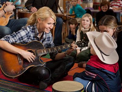 Gwyneth Paltrow | Starring Gwyneth Paltrow, Tim McGraw, Garrett Hedlund, Leighton Meester ? Directed by Shana Feste Once Gwyneth Paltrow read writer-director Shana Feste's screenplay about barely rehabbed…