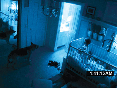 Directed by Tod Williams The teaser for Paranormal Activity 2 , released in June, showed grainy footage of a dog, a baby in a crib,…