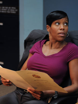Southland, Regina King | Best Lead Actress in a Drama: Nominee No. 4 REGINA KING, SOUTHLAND ''Okay, I think we get it: Emmy loves Mariska Hargitay. But what about…
