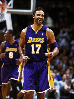 Rick Fox | Occupation: Retired Los Angeles Lakers forward Outlook: He's sexy, athletic, and no stranger to TV cameras — having appeared on The Game , Ugly Betty…