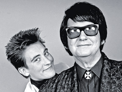 11. ROY ORBISON & K.D. LANG ''Crying'' (1987) Orbison's classic 1961 tearjerker seemed not only untoppable but un-mess-withable. Yet somehow, this redo with the lowercase…