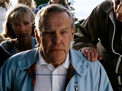Saving Private Ryan, Tom Hanks, ... | SAVING PRIVATE RYAN The movie opens with a World War II veteran visiting the Normandy American Cemetery and Memorial. The man drops to his knees…