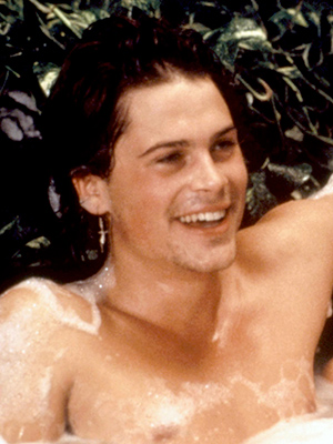 Rob Lowe | ROB LOWE AS BILLY Then: He was the restless sax player who was buckling under the weight of a grown-up life.