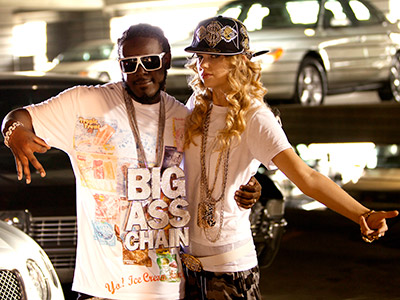 9. TAYLOR SWIFT & T-PAIN ''Thug Story'' (2009) Kanye may have famously impugned her video bona fides, but Florida rapper T-Pain had no such qualms…