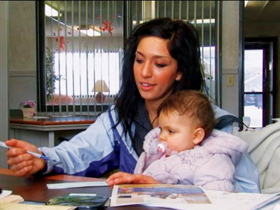 TEEN MOM MTV's heartbreaking, fascinating docuseries is back. This season, the young moms face even more complicated drama, from assault charges to child-support battles. At…