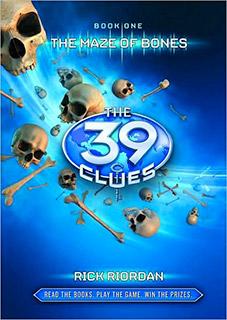 The-39-Clues-books
